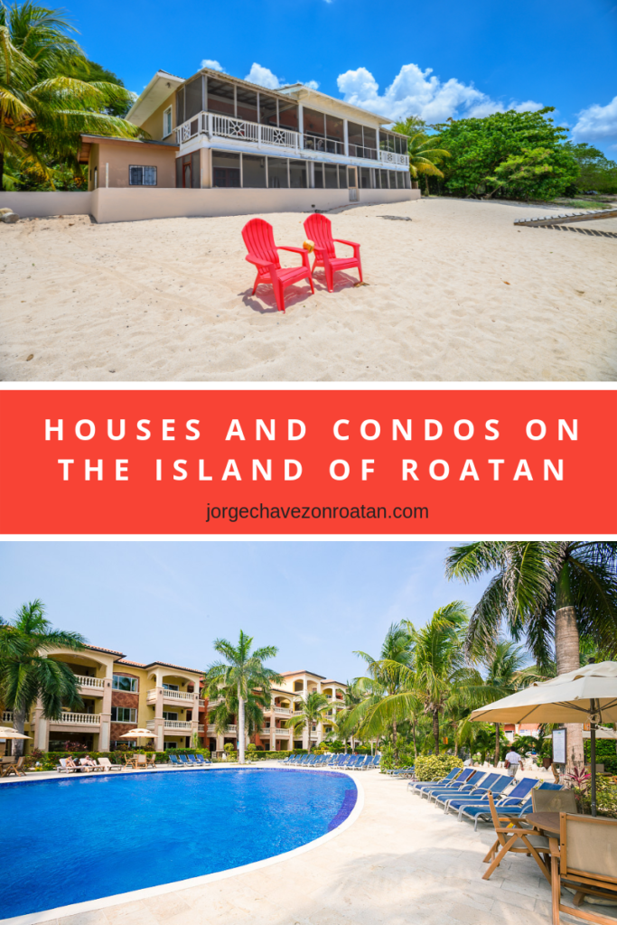 Houses and Condos for Sale in Roatan
