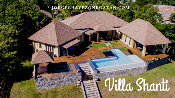 Villa for sale in Roatan