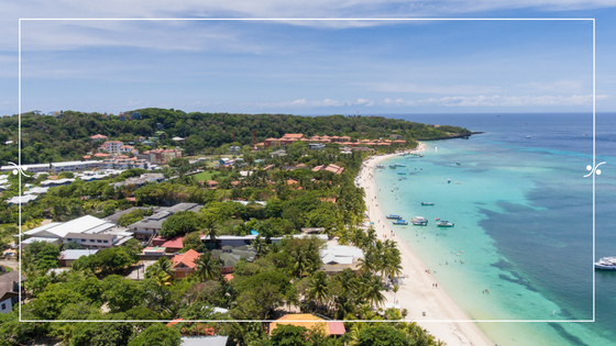 About West bay Beach Roatan