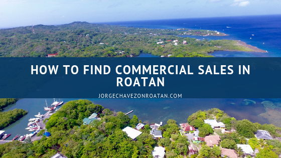 Sales in Roatan